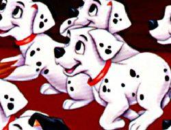 101 Dalmatians Jigsaw