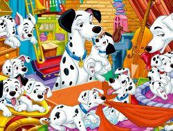 101 Dalmatians Puzzle Mania