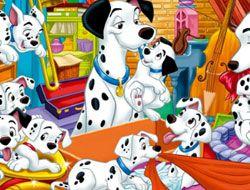 101 Dalmatians: Rotate Puzzle