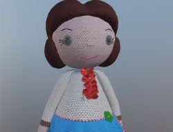 3D Crochet Doll Maker