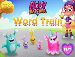 Abby Hatcher Word Train