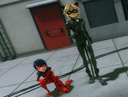 Ladybug And Cat Noir Games Friv