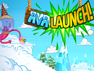 Adventure Time Avalaunch
