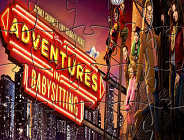 Adventures in Babysitting Jigsaw