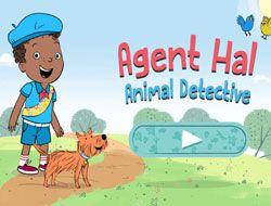 Agent Hal Animal Detective