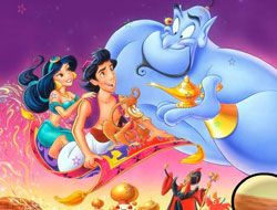 Aladdin Hidden Stars