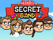 Alex and Co Secret Band