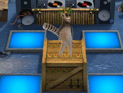 All Hail King Julien Dance Commander