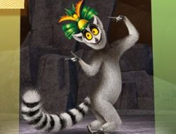 All Hail King Julien Drum Dance