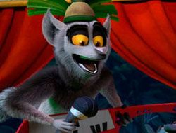 All Hail King Julien Memory