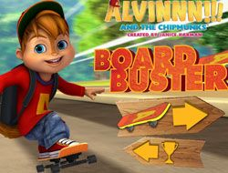 Alvin Board Buster
