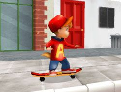 Alvin Skateboard Expert