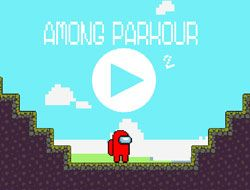 Among Parkour 2