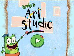 Andys Art Studio