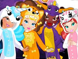 Animal Crew Halloween