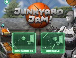 Annedroids Junkyard Jam
