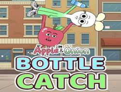 Apple and Onion Bottle Catch