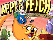 Apple Fetch with Finn and Jake
