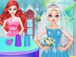 Ariel Wedding Dress Shop