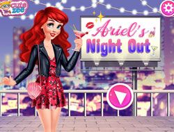 Ariels Night Out