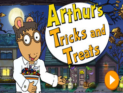 Arthur's Tricks and Treats