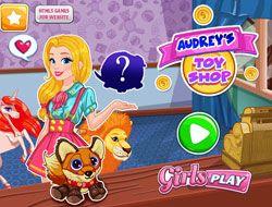 Audreys Toy Shop