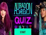 Auradon Prep Quiz