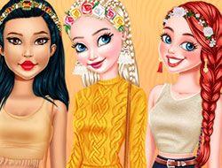 Autumn Trends Braids Hairstyles