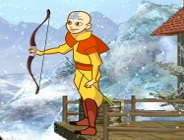 Avatar Bow and Arrow Shooting