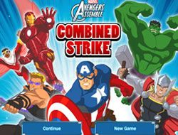 Avengers Assemble Combined Strike