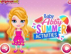 Baby Abby Summer Activities