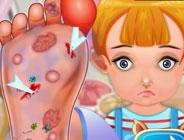 Baby Foot Surgery