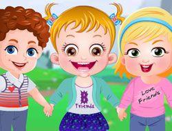 Baby Hazel Friendship Day