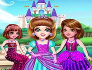 Baby Princesses Castle