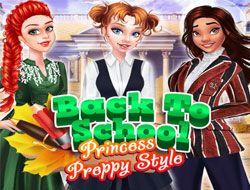 Back to School Princess Preppy Style
