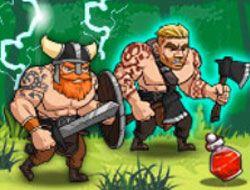 Badland Barbarians