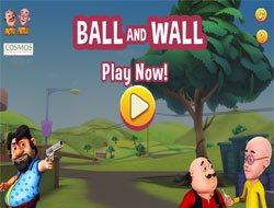 Ball & Wall
