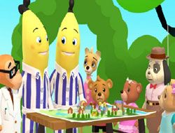 Bananas in Pyjamas Puzzle