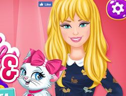 Barbie and Kitty Fashionistas