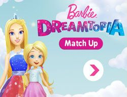 Barbie Dreamtopia Match Up
