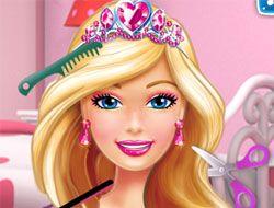 Barbie Fashion Hair Saloon