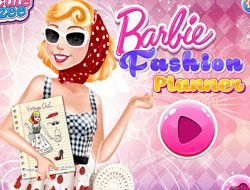 Barbie Fashion Planner