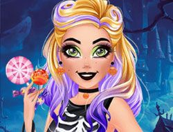 Barbie Halloween Trick Or Treat