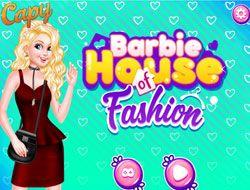 Barbie House Of Fashion