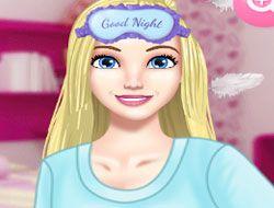 Barbie Pajama Party