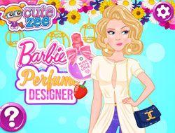 Barbie Parfume Designer