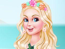 Barbie Travels To Hawaii