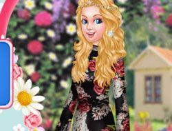 Barbie Vintage Florals