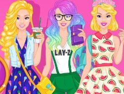 Barbie Weekend Outfit