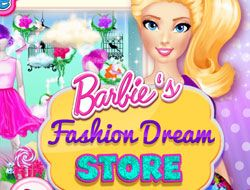 Barbies Fashion Dream Store